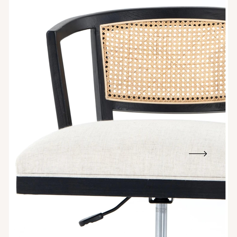 Alexa Desk Chair from Burke Dcor - image-3