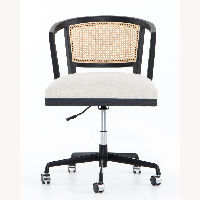 Alexa Desk Chair from Burke Dcor - image-1