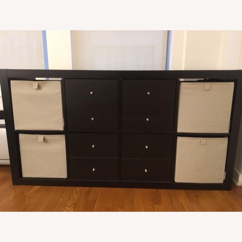 IKEA Kallax Dresser - image-1