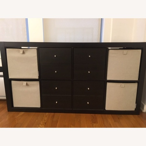 Used IKEA Kallax Dresser for sale on AptDeco