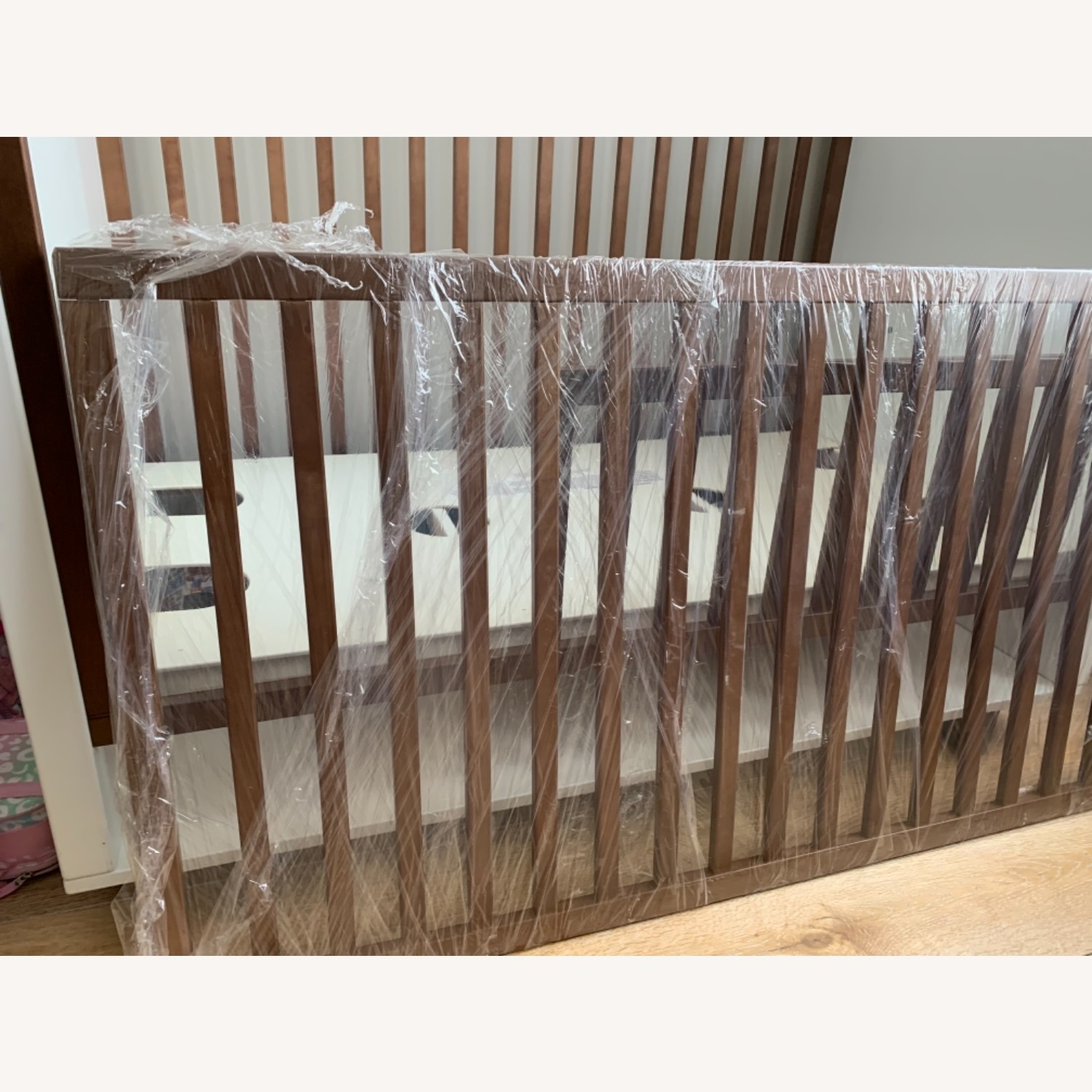 Room & Board Moda Crib and Toddler Bed - image-3