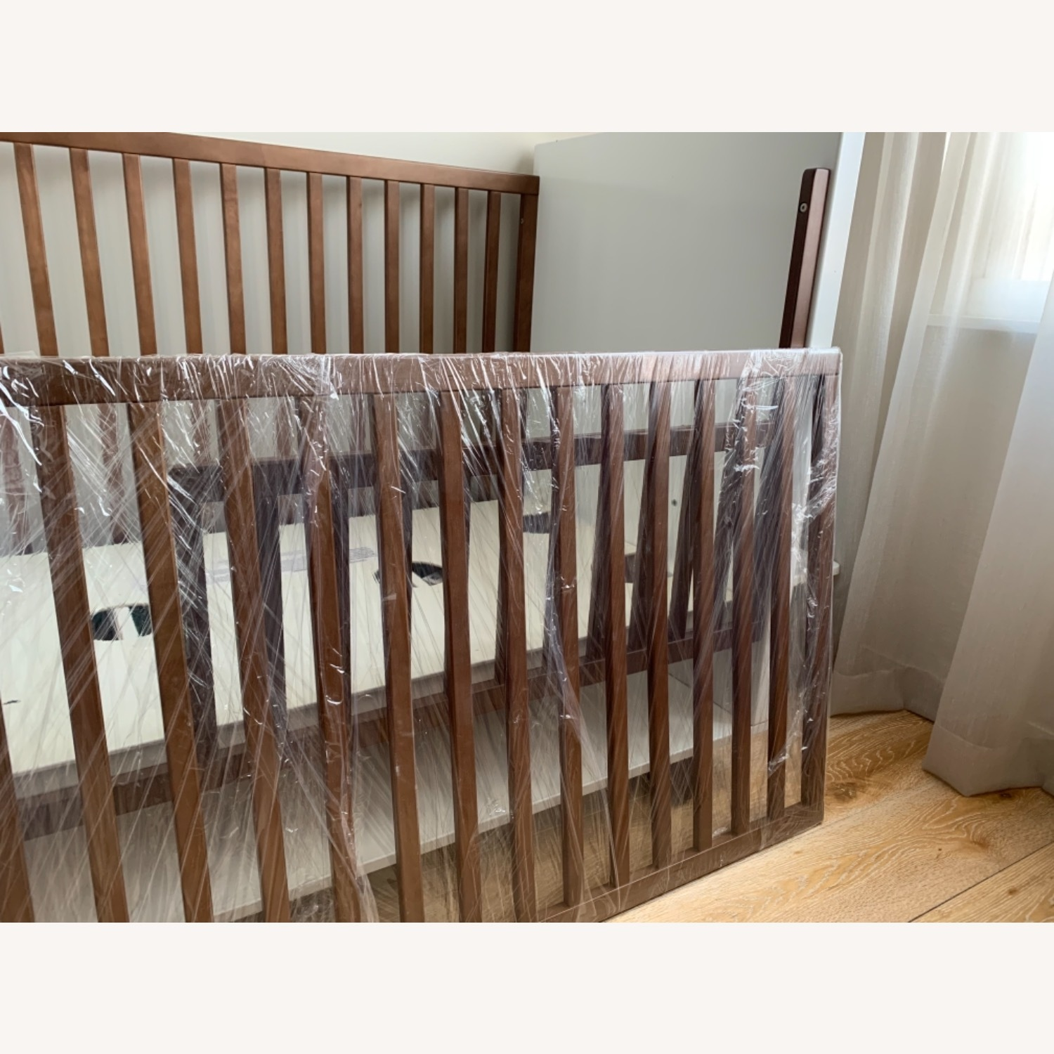 Room & Board Moda Crib and Toddler Bed - image-5