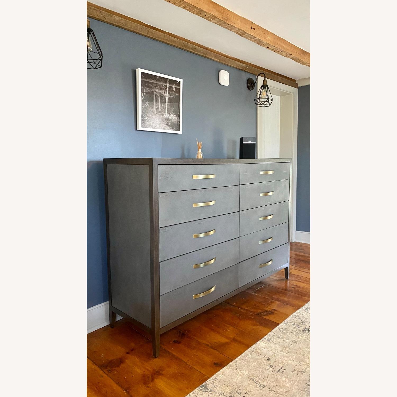 Bassett Modern 10-Drawer Dresser - image-2