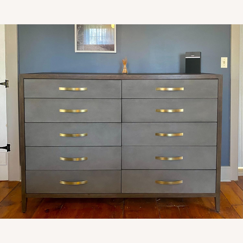 Bassett Modern 10-Drawer Dresser - image-1