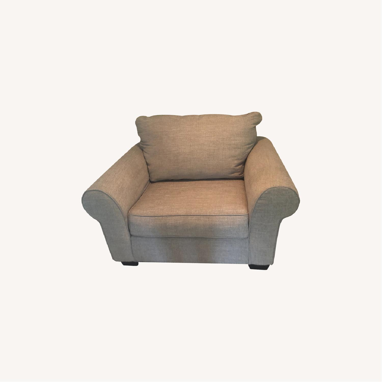 Ashley Furniture Comfy Sofa Chair - image-0