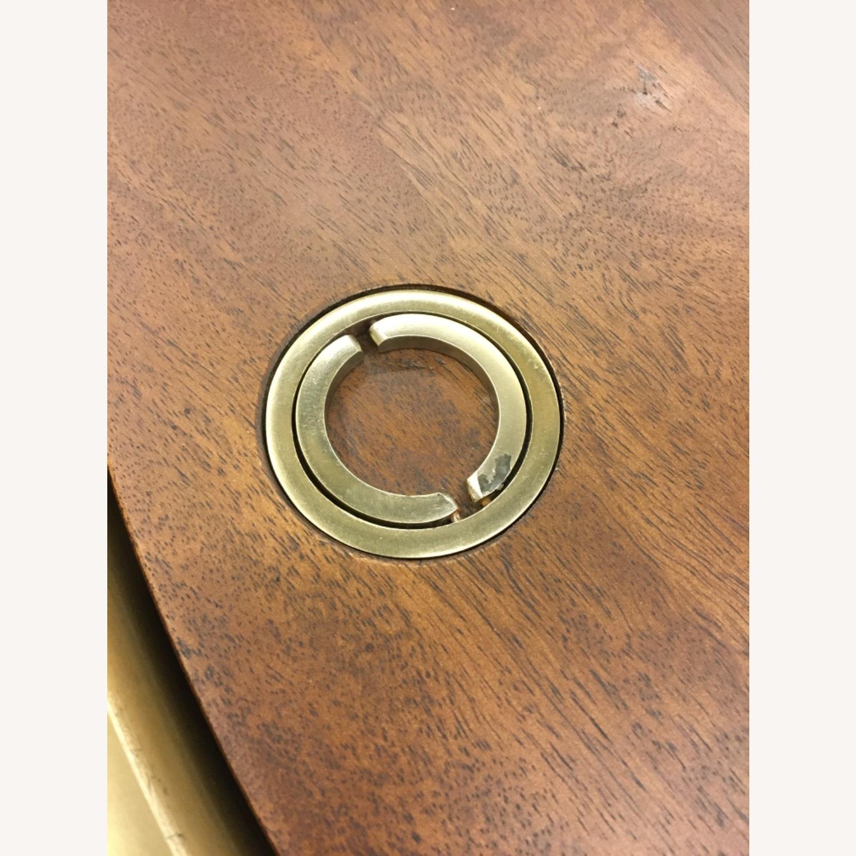 West Elm Drum Storage Coffee Table - image-4