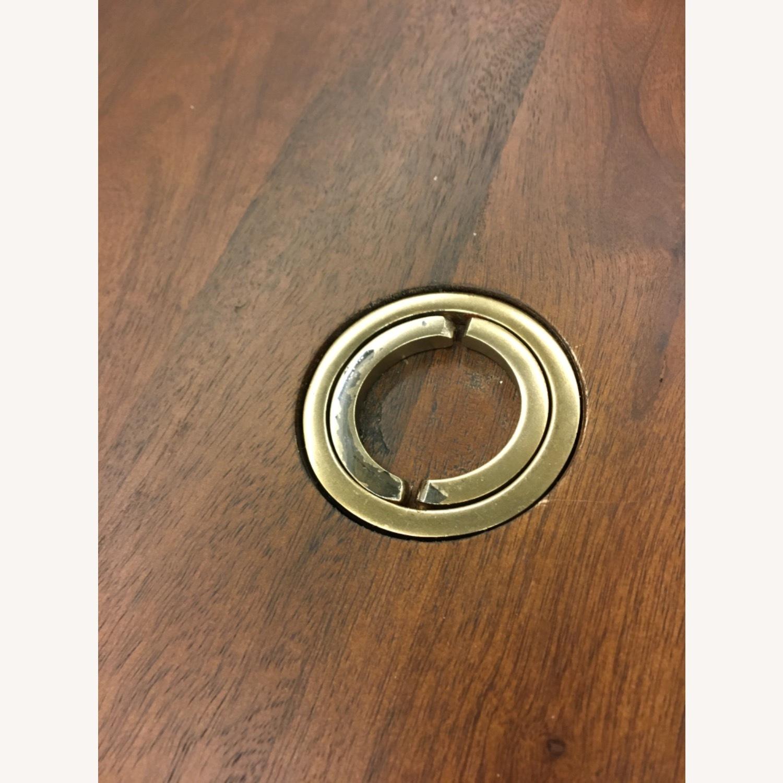 West Elm Drum Storage Coffee Table - image-5