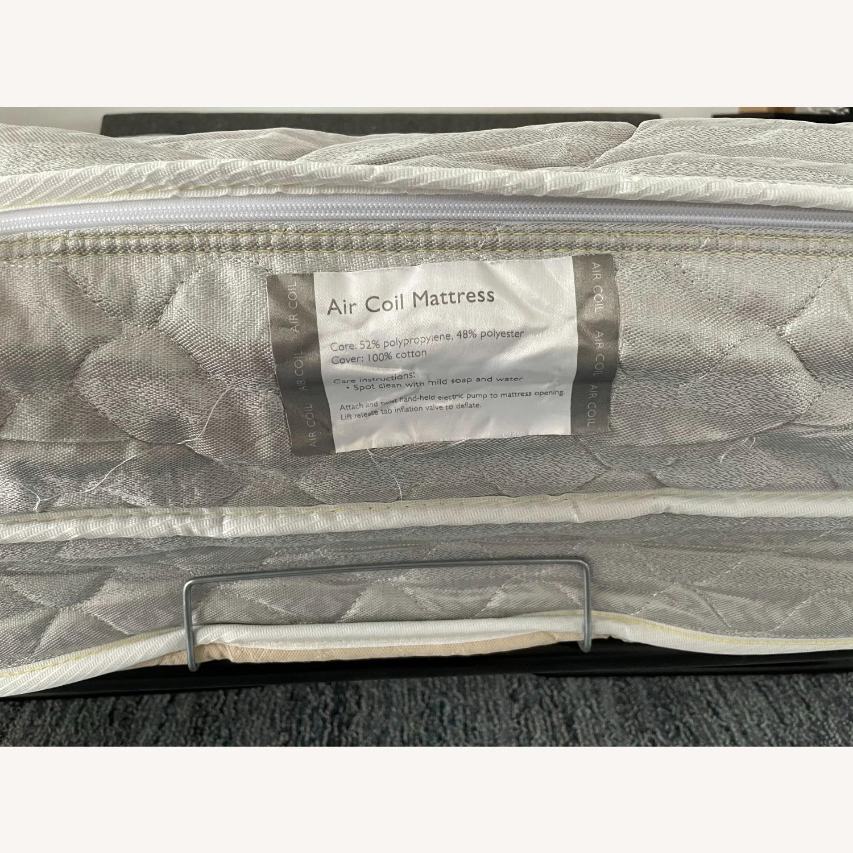 """Room & Board Metro 88"""" 3-Cushion Queen Sleeper Sofa - image-16"""
