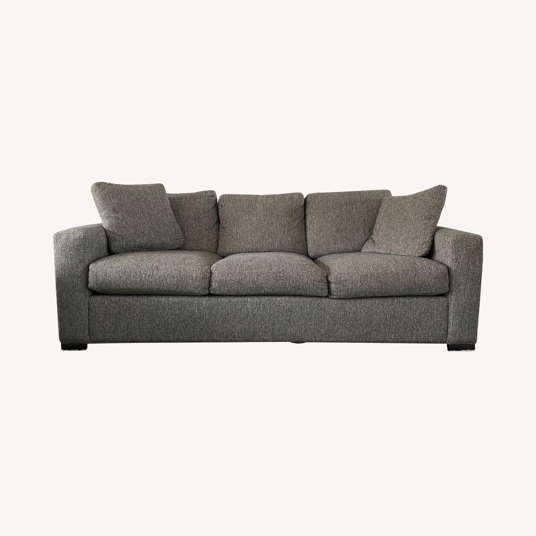 """Room & Board Metro 88"""" 3-Cushion Queen Sleeper Sofa - image-0"""