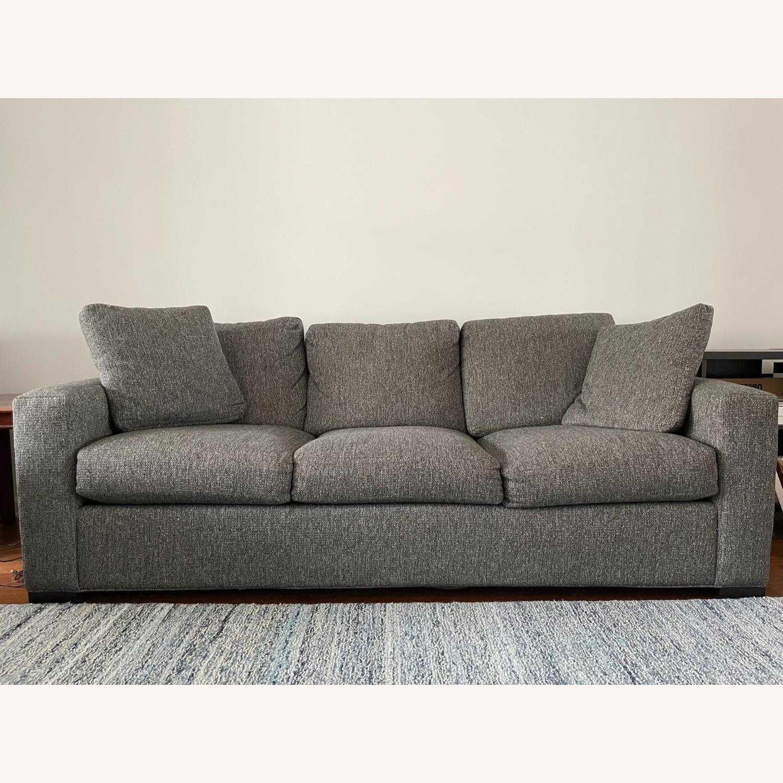 """Room & Board Metro 88"""" 3-Cushion Queen Sleeper Sofa - image-1"""