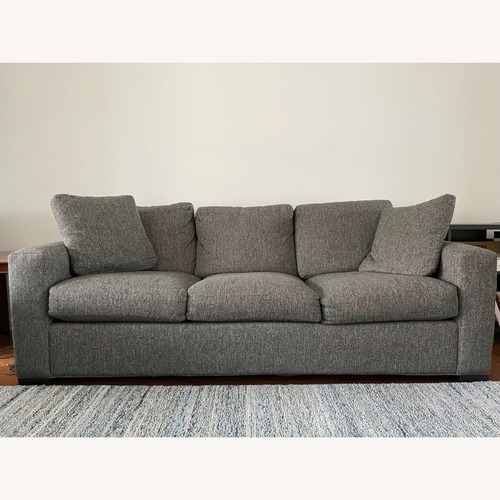 "Used Room & Board Metro 88"" 3-Cushion Queen Sleeper Sofa for sale on AptDeco"