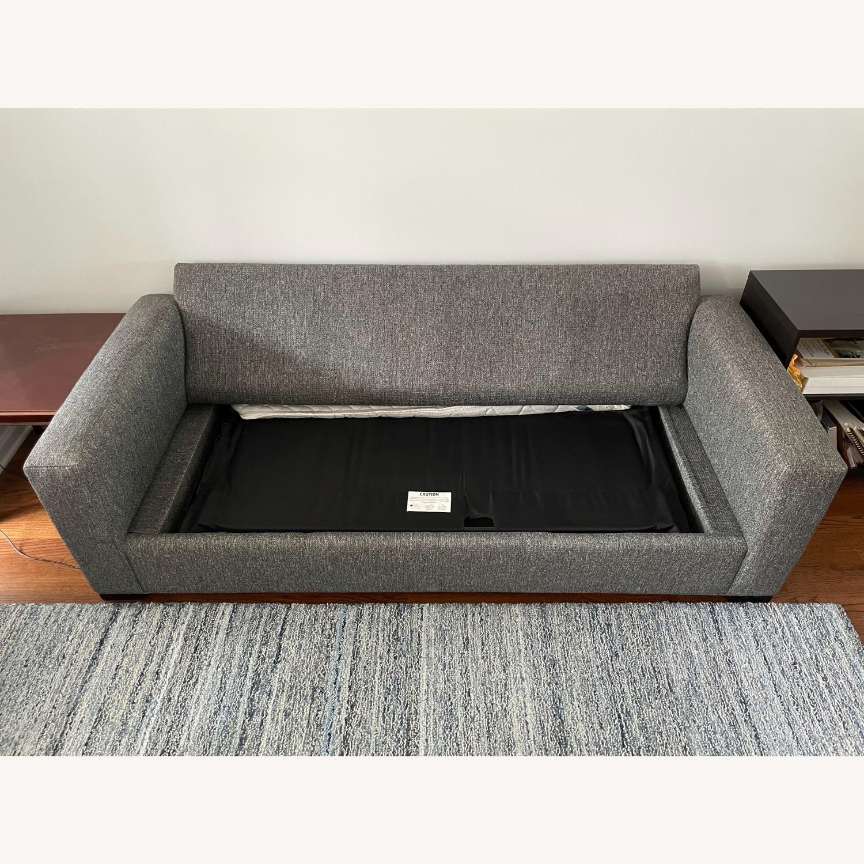 """Room & Board Metro 88"""" 3-Cushion Queen Sleeper Sofa - image-4"""