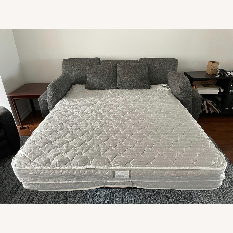 """Room & Board Metro 88"""" 3-Cushion Queen Sleeper Sofa - image-17"""
