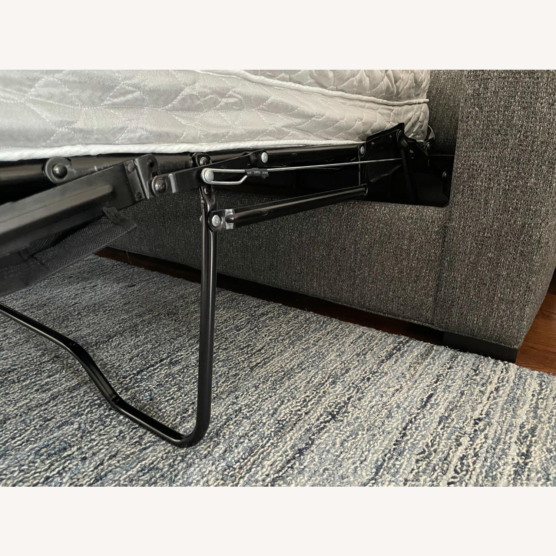 """Room & Board Metro 88"""" 3-Cushion Queen Sleeper Sofa - image-18"""
