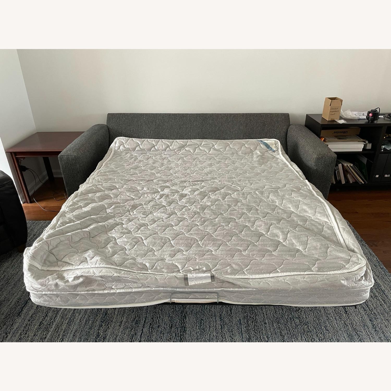 """Room & Board Metro 88"""" 3-Cushion Queen Sleeper Sofa - image-7"""