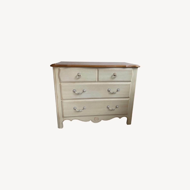 Ethan Allen 3-Drawer Dresser - image-0