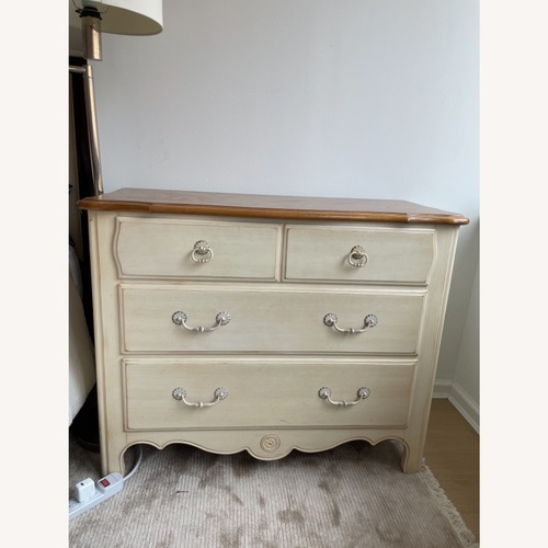 Used Ethan Allen 3-Drawer Dresser for sale on AptDeco