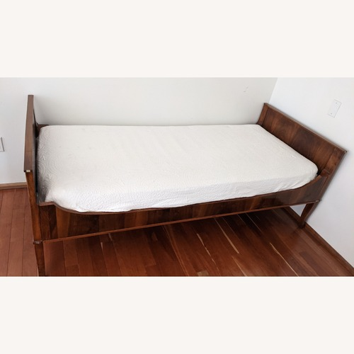 Used Antique Modern Bedframe for sale on AptDeco