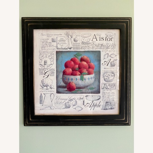Used Kitchen Wall Art for sale on AptDeco