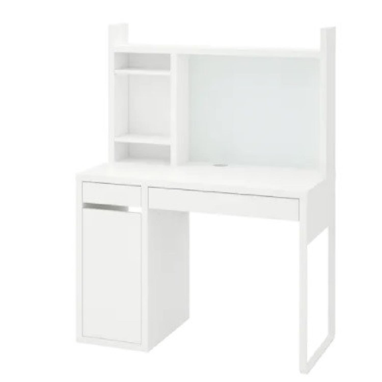 IKEA MICKE Computer Desk - image-4