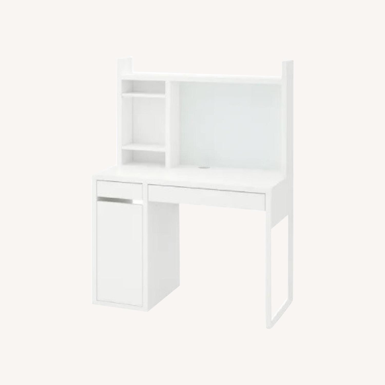 IKEA MICKE Computer Desk - image-0