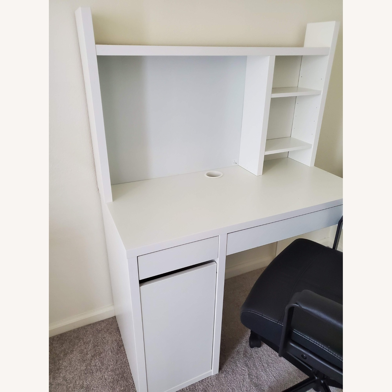 IKEA MICKE Computer Desk - image-2