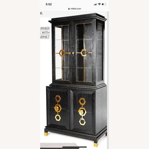 Used Jonathan Adler Turner Pagoda Armoire for sale on AptDeco