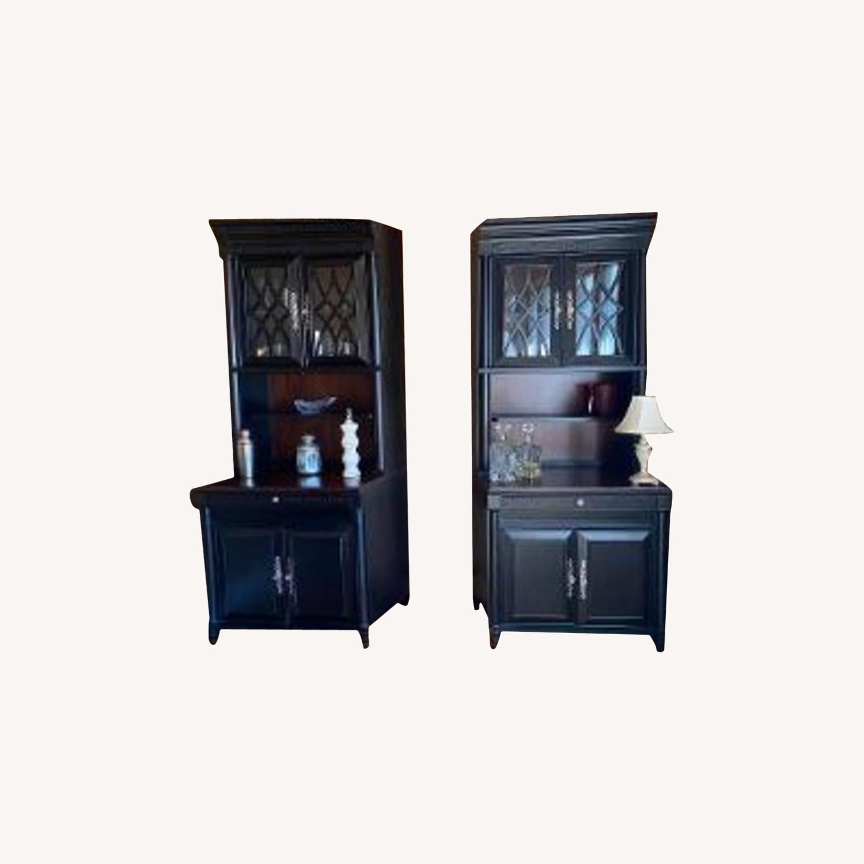 Aspen Home Cabinets-Desk-Bar - image-0