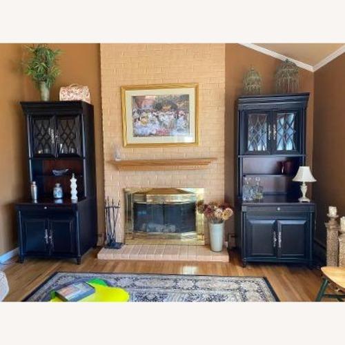 Used Aspen Home Cabinets-Desk-Bar for sale on AptDeco