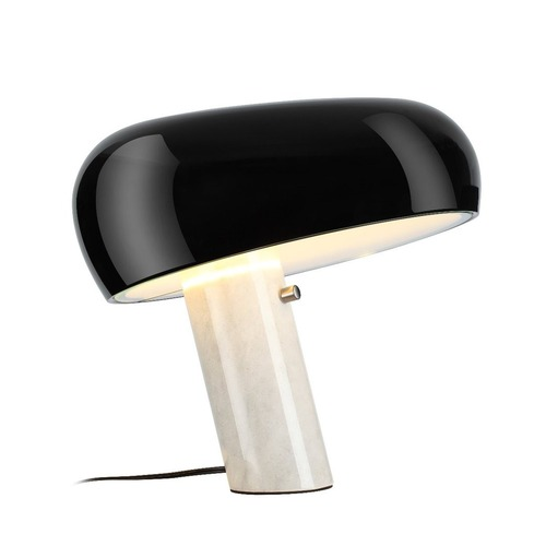 Used Archille Castiglioni Inspired Snoopy Lamp for sale on AptDeco
