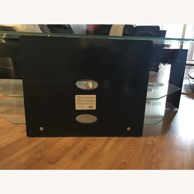 TechCraft Glass TV Stand - image-5