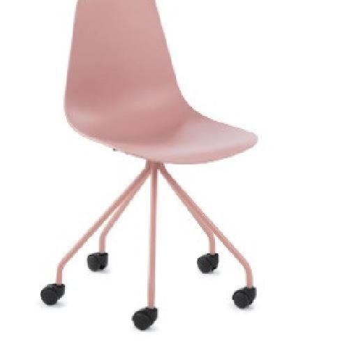 Used Article Office Chair (Svelti in Dusty Pink) for sale on AptDeco