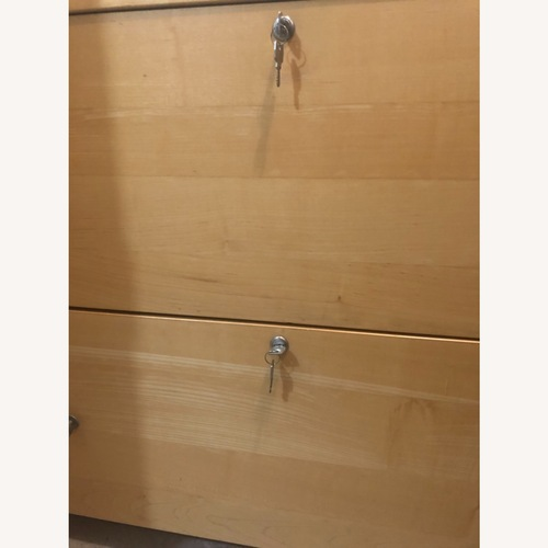 Used Crate and Barrel Storage Cabinet for sale on AptDeco