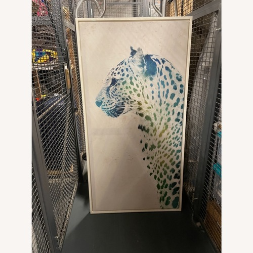 Used Z Gallerie Large Cheetah profile for sale on AptDeco