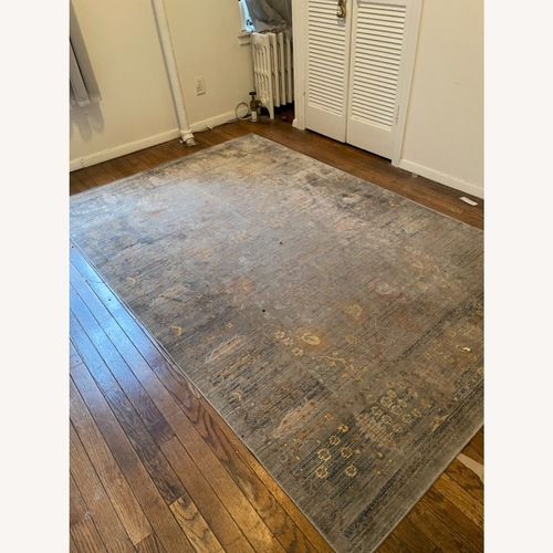 Used Pier One Area Rug for sale on AptDeco