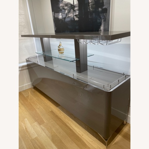 Used Taylor Made Custom Furniture Bar Storage for sale on AptDeco