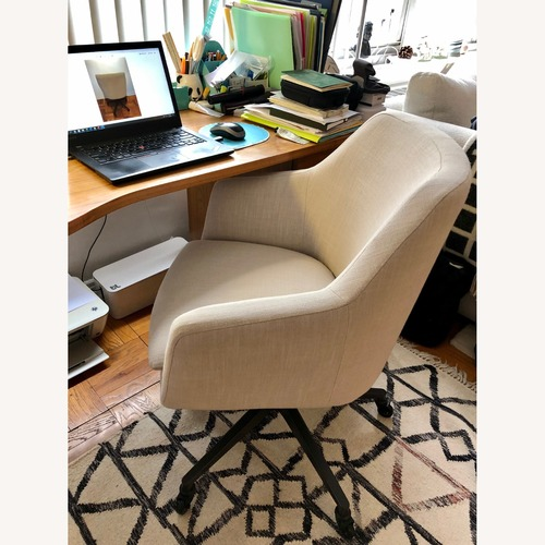 Used West Elm Helvetica Office Chair for sale on AptDeco