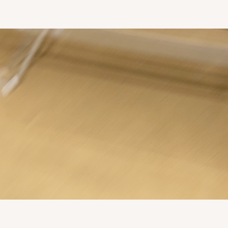 Lillian August Acrylic Glass Coffee Table - image-4