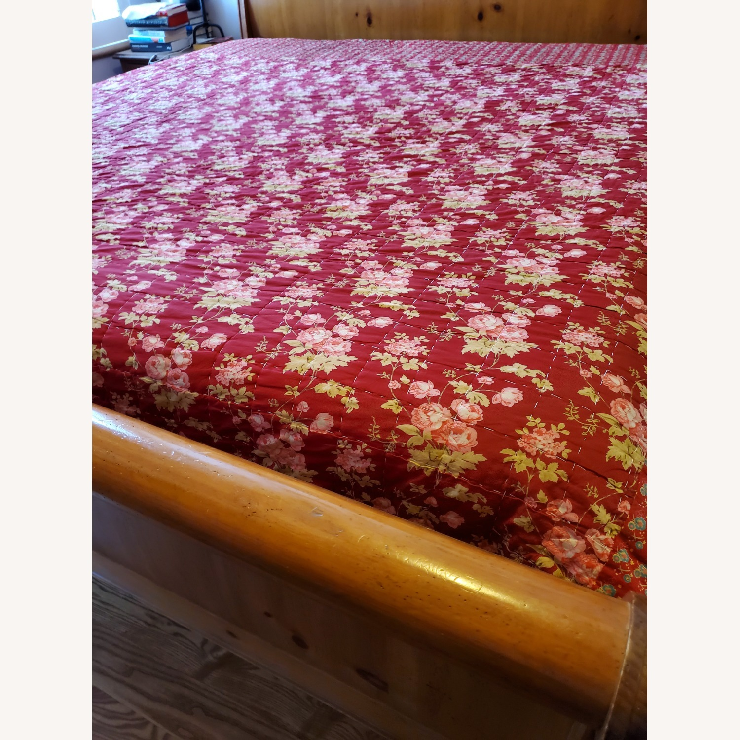 ABC Carpet and Home Sleigh Bed - image-5