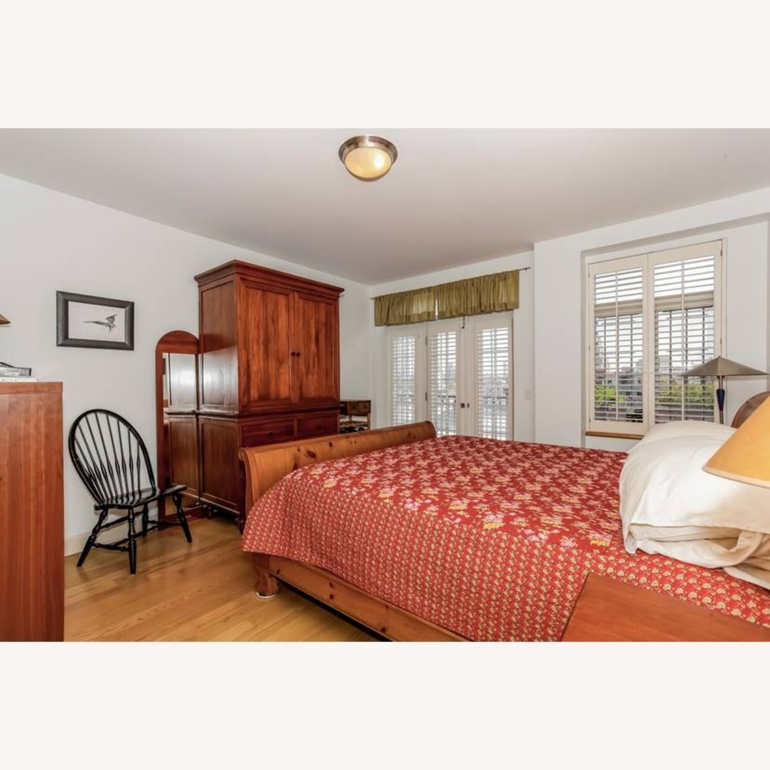 ABC Carpet and Home Sleigh Bed - image-3