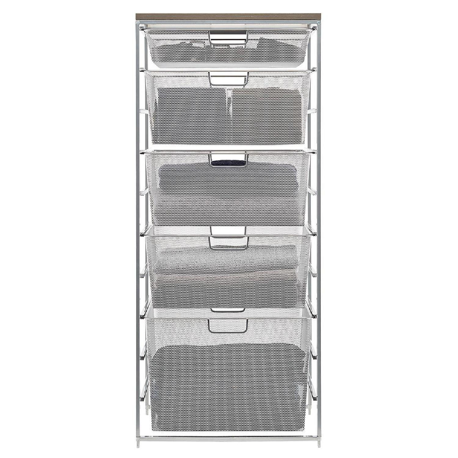 Container Store Metal Mesh Dressers - image-5