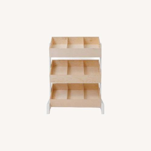 Used Oeuf Toy Storage Shelf for sale on AptDeco