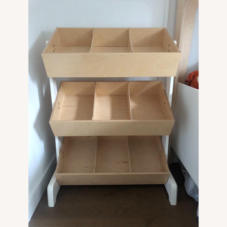 Oeuf Toy Storage Shelf - image-1