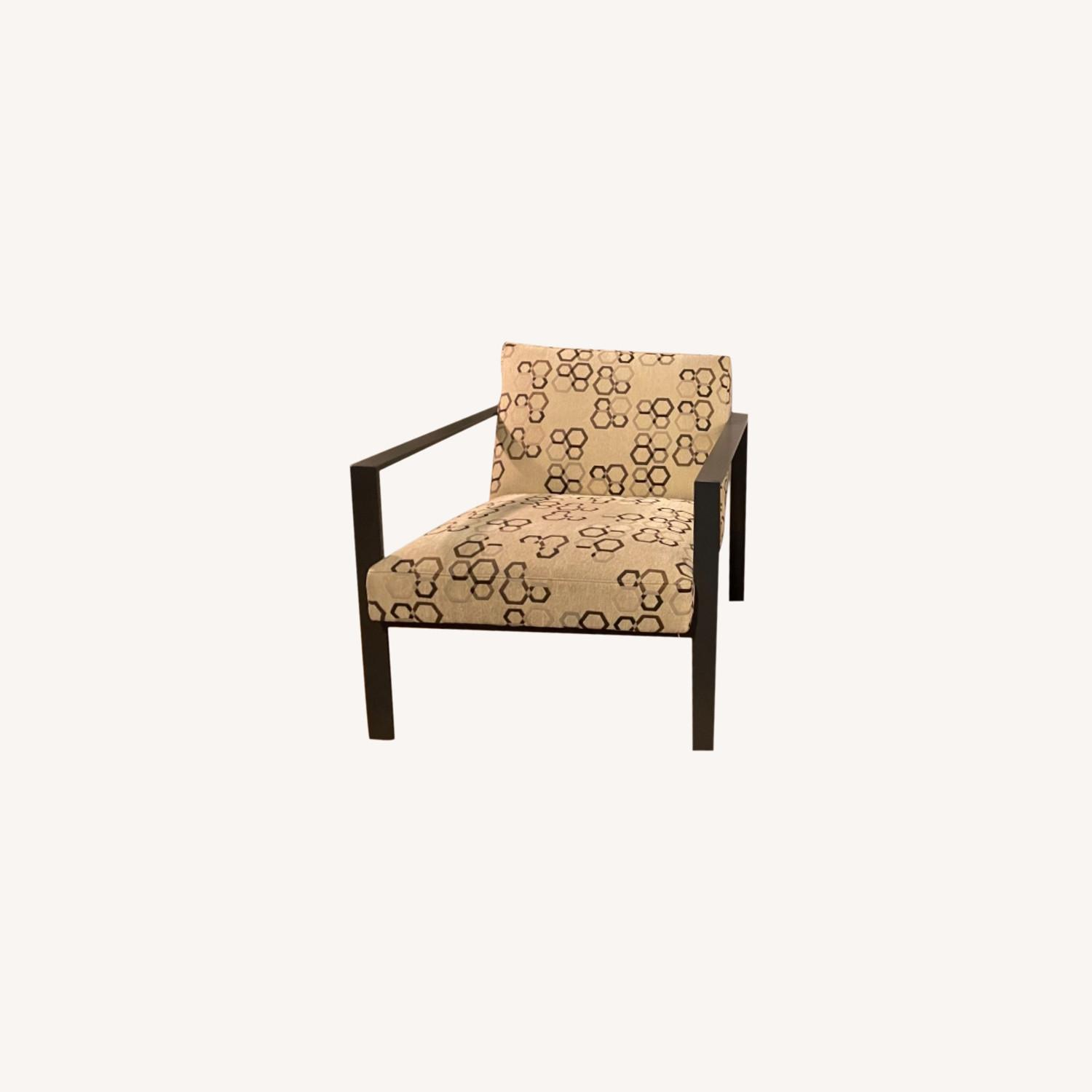 ABC Home Steel Frame Upholstered Chairs - image-0
