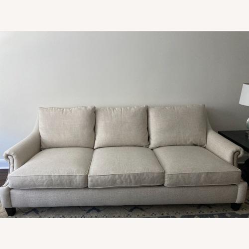 Used Bernhardt Off-White sofa for sale on AptDeco