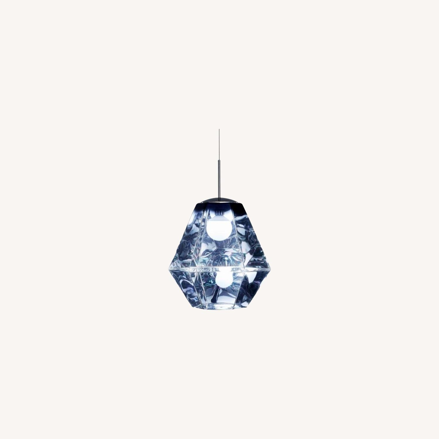 Tom Dixon Cut Tall Pendant Light - image-0