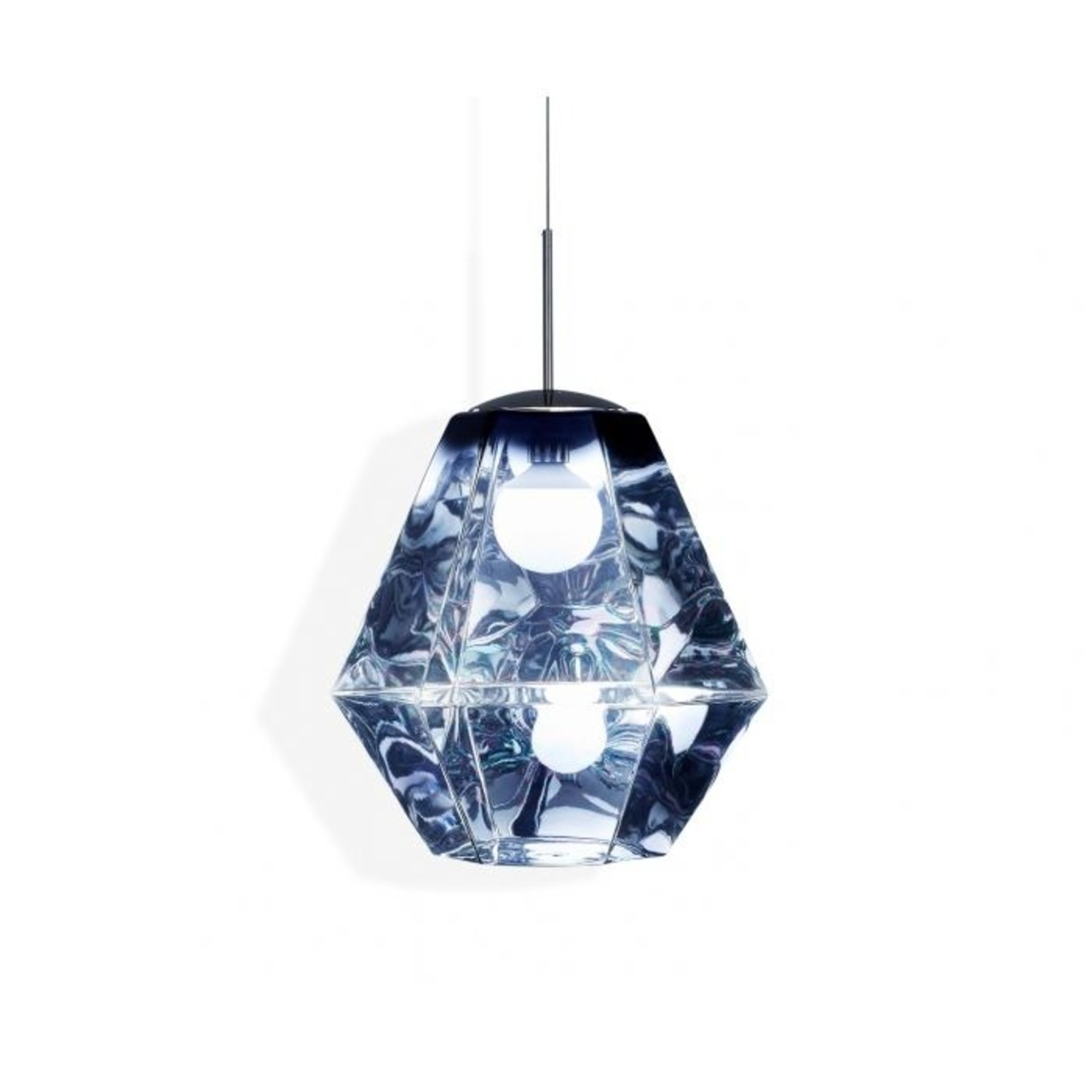 Tom Dixon Cut Tall Pendant Light - image-6