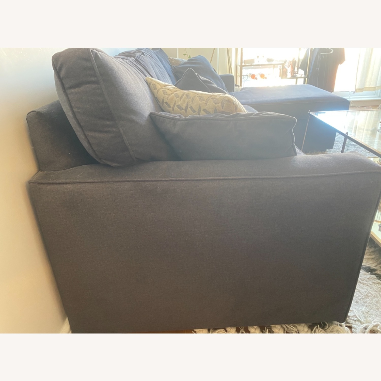 Rowe Furniture Chaise Sectional - image-2