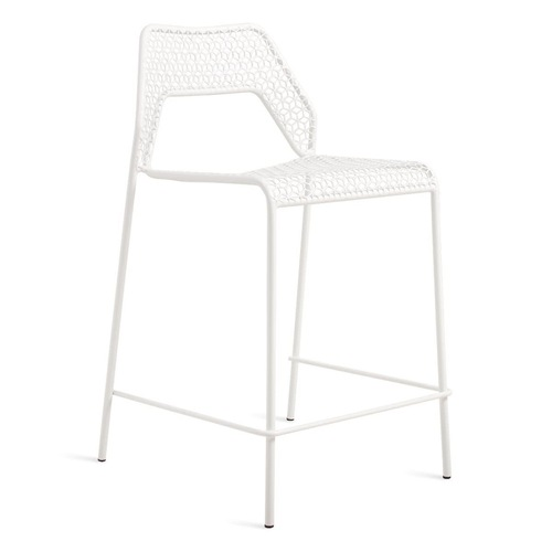 Used 2 Blu Dot Hot Mesh Counter Stools for sale on AptDeco