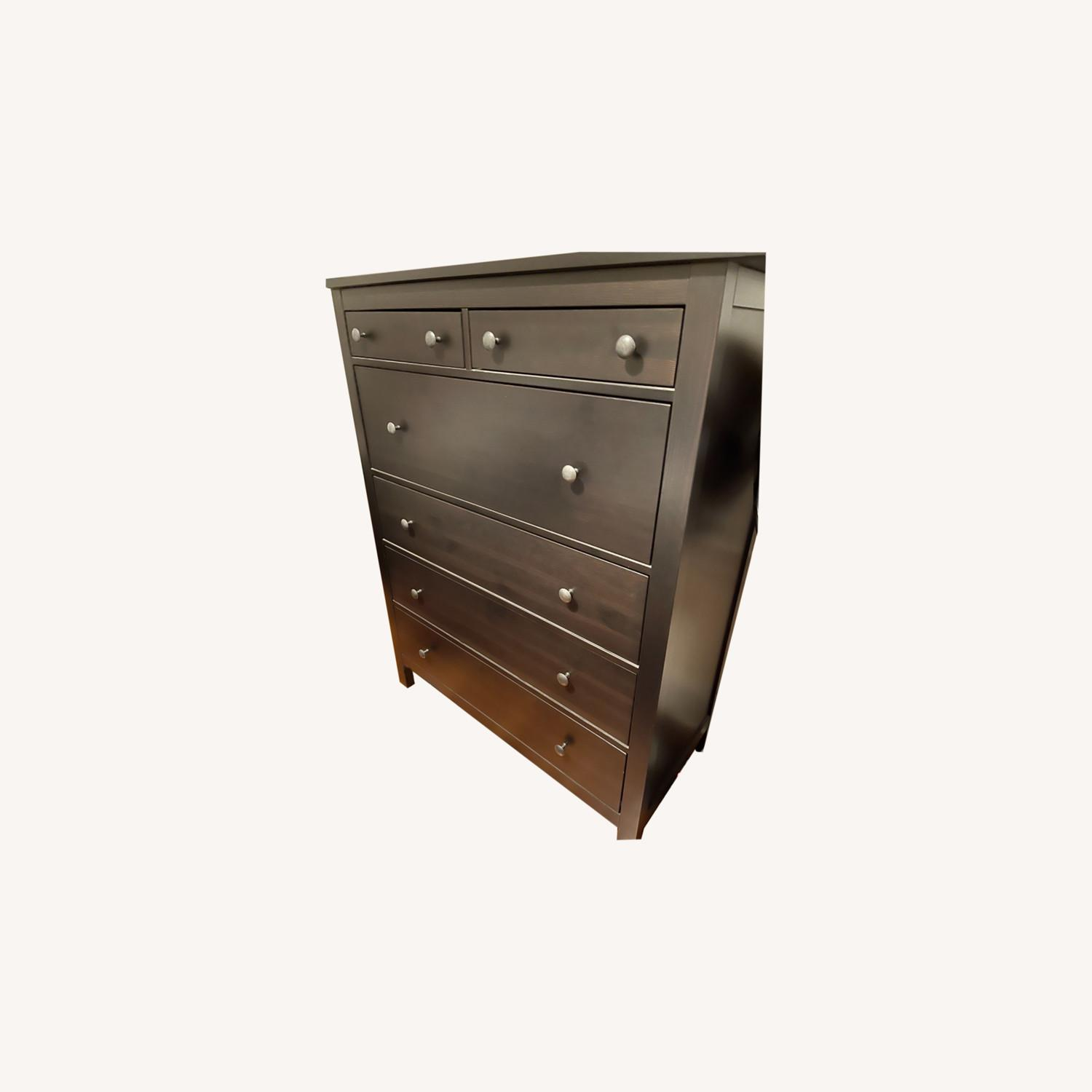 IKEA 6 Drawer Chest - image-0